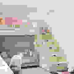 Dormitorios infantiles de D'POLLY Ecléctico