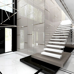 Oleh ARTDESIGN architektura wnętrz Eklektik