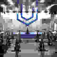 Hex Fitness Endüstriyel Fitness Odası Onur Çevik Endüstriyel Beton