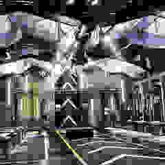 Hex Fitness Endüstriyel Fitness Odası Onur Çevik Endüstriyel