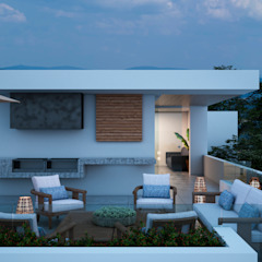 by Studio17-Arquitectura Minimalist