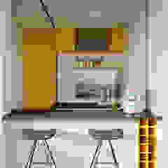 Minimalistische Weinkeller von Studio17-Arquitectura Minimalistisch
