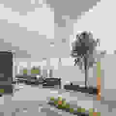 Minimalistischer Balkon, Veranda & Terrasse von Studio17-Arquitectura Minimalistisch