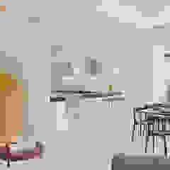 Minimalistische Esszimmer von Studio17-Arquitectura Minimalistisch