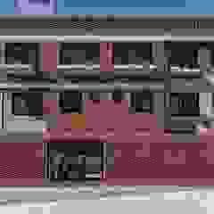 Vivienda de Minkarq. Arquitectura y construcción Industrial Ladrillos