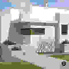 Casa do Vale | Almada por ATELIER OPEN ® - Arquitetura e Engenharia Campestre Ferro/Aço