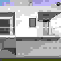 Casa do Vale | Almada por ATELIER OPEN ® - Arquitetura e Engenharia Minimalista Ferro/Aço