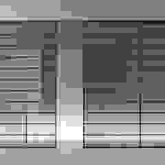 Luxe Japanse schuifdeur op maat Rimadesio Soho van Noctum Modern Aluminium / Zink