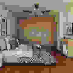 Visualización de Espacios Arquitectónicos Habitaciones modernas de ADU ARQUITECTOS Moderno Madera Acabado en madera