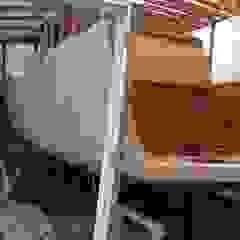 Asian style yachts & jets by Donkişot Ahşap Dünyası Asian Wood Wood effect