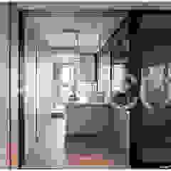 次臥室更衣間 光合作用設計有限公司 更衣室