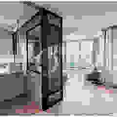 次臥室 光合作用設計有限公司 現代浴室設計點子、靈感&圖片