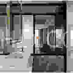 次臥室衛浴 光合作用設計有限公司 現代浴室設計點子、靈感&圖片