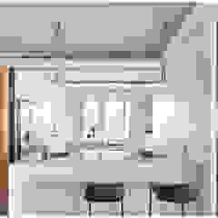 輕食吧檯 光合作用設計有限公司 小廚房