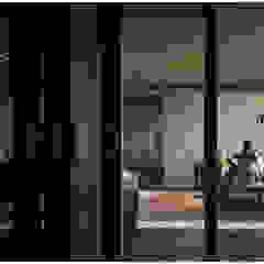 光合‧景宴 光合作用設計有限公司 现代客厅設計點子、靈感 & 圖片