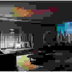 客廳 光合作用設計有限公司 視聽室