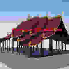รับเขียนแบบบ้าน&ออกแบบบ้าน Villas Glass Amber/Gold