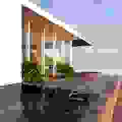 Projeto de uma moradia unifamiliar em Alenquer,Portugal por Nuno Ladeiro, Arquitetura e Design Moderno