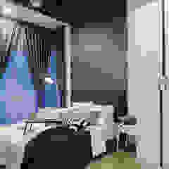 Property Styling for Investor Scandinavian style bedroom by YL Modernize Home Enterprise Scandinavian
