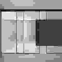 Rimadesio Velaria moderne glazen schuifdeuren op maat in glas en aluminium van Noctum Modern