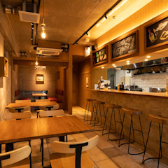 東京デザインパーティー|照明デザイン 特注照明器具 Mediterranean style gastronomy