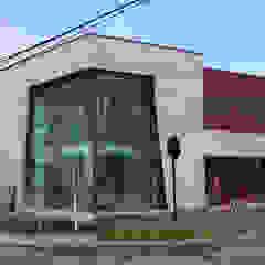od Constructora ARCOX SpA. Nowoczesny Beton