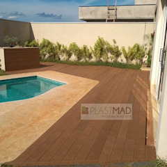 by Plastmad - Madeira Plástica Rustic