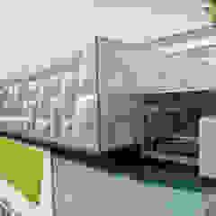 توسط a2 Studio Gasparri e Ricci Bitti Architetti associati صنعتی آهن/ استیل