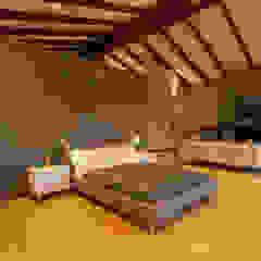 House Milne Modern style bedroom by Hugo Hamity Architects Modern