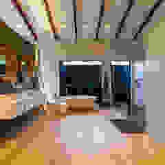 House Milne Modern bathroom by Hugo Hamity Architects Modern