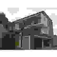 Sukamulya House Oleh CV Berkat Estetika Tropis Beton Bertulang