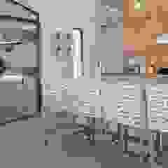 Indoor Outdoor Kitchen by Overberg Interiors Classic