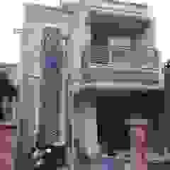 Renovasi Rumah Poris, Tangerang Konservatori Gaya Mediteran Oleh Arkonintro Pratama Mediteran Chipboard