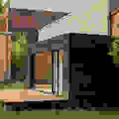 by Transstruktura - Architektur Stadt Objekt Modern Wood Wood effect