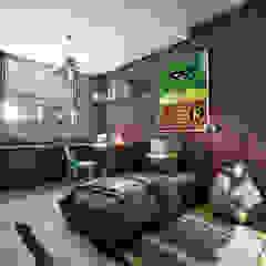 Single Family House - Interior Design İskandinav Çocuk Odası Onur Eroğuz Mimarlık Hizmetleri İskandinav