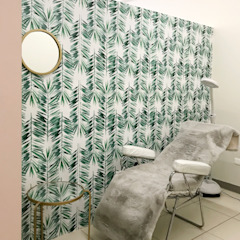 Tropical style clinics by INTERIOR 41 Tropical