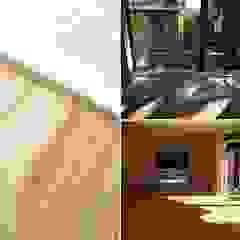 DUOLAB Progettazione e sviluppo Modern Dining Room Wood Wood effect