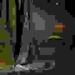 Ambientes Corredores, halls e escadas rústicos por Valdouro Texteis lda Rústico