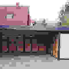 โดย Siebau Raumsysteme GmbH & Co KG โมเดิร์น เหล็ก