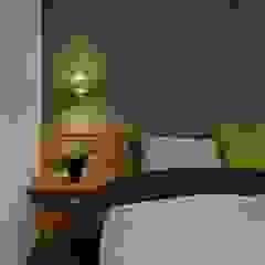 Industrial style bedroom by 星葉室內裝修有限公司 Industrial