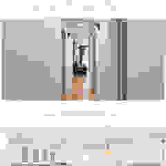 한글주택(주) Modern Living Room