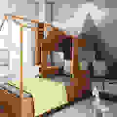Tomang Residence Oleh PT VISIO GEMILANG ABADI Skandinavia Kayu Lapis
