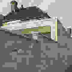 Extension to 1930's End Terrace in South East London Дома в стиле модерн от Designcubed Модерн Кирпичи