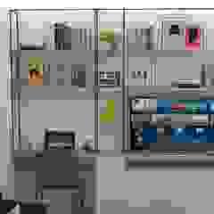 Estudios y despachos de estilo ecléctico de Decó ambientes a la medida Ecléctico