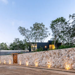 by Obed Clemente Arquitectura Tropical Stone