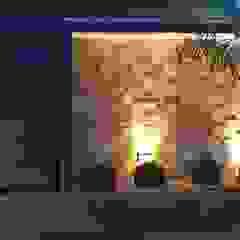 Fachada Residencia G por Alessandro Ramos Arquitetura Eclético