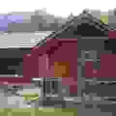 por Arquitectura i bioconstruccio Rústico Madeira Efeito de madeira