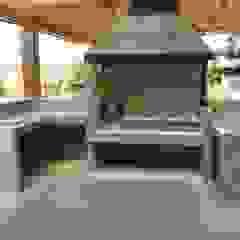 od ECONproyectos Nowoczesny Wzmocniony beton
