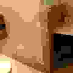 Baño, Reforma completa. Fabiana Ordoqui Arquitectura|Diseño Baños minimalistas de Fabiana Ordoqui Arquitectura y Diseño. Rosario | Funes |Roldán Minimalista Vidrio
