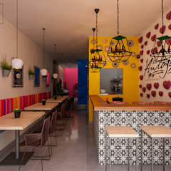 by Citlali Villarreal Interiorismo & Diseño Colonial